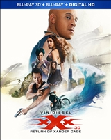 xXx: Return of Xander Cage 3D (BD + Digital Copy)