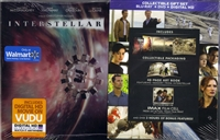 Interstellar w/ Art Book & IMAX Film Cel (Neo Case)(BD/DVD + Digital Copy)(Exclusive)