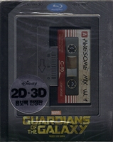 Guardians of the Galaxy 3D SteelBook (Korea)