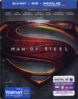 Man of Steel SteelBook w/ Featurettes (BD/DVD + Digital Copy)(Exclusive)