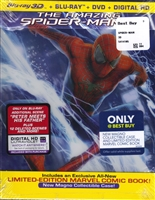 The Amazing Spider-Man 2 3D Neo Case & Comic Book (Exclusive)