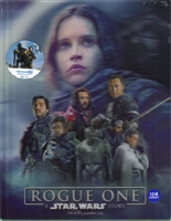 Rogue One: A Star Wars Story Lenticular SteelBook (Korea)