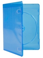 Empty 1-Disc Slim Viva Elite Blu-ray Case (5mm)