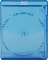 Empty 1-Disc Viva Elite Blu-ray Case (12.5mm)