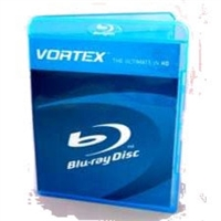 Empty 1-Disc Vortex Blu-ray Case (11mm)