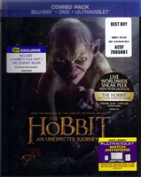 The Hobbit: An Unexpected Journey w/ Documentary (Lenticular)(Exclusive)