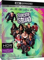 Suicide Squad 4K: Extended Cut (BD + Digital Copy)