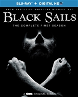 Black Sails: Season 1 (BD + Digital Copy)(DigiPack)