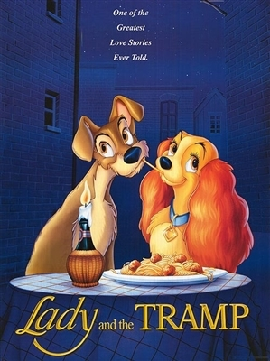 Lady and the Tramp HD Digital Copy Code (UV/iTunes/GooglePlay/Amazon)