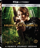 The Hunger Games 4K (BD + Digital Copy)