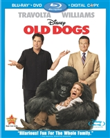 Old Dogs (BD/DVD + Digital Copy)