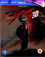 300: Rise of an Empire 3D SteelBook (BD + Digital Copy)(UK)