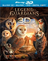 Legend of the Guardians: The Owls of Ga'Hoole 3D (Lenticular Slip)