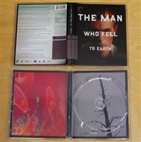 The Man Who Fell to Earth: Criterion Collection Empty Case w/ Artwork