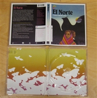 El Norte: Criterion Collection Empty Case w/ Artwork