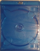 Empty 4-Disc Vortex Blu-ray Case (16mm)