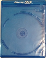 Empty 1-Disc 3D Logo Viva Elite Blu-ray Case (12.5mm)