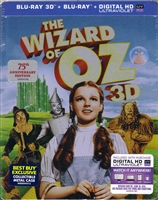 The Wizard of Oz 3D MetalPak (BD + Digital Copy)