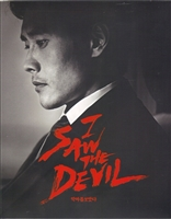 I Saw the Devil Full Slip SteelBook (Korea)