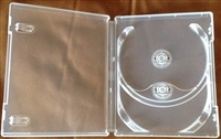 Empty Criterion 2-Disc Case