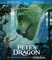 Pete's Dragon (2016)(BD/DVD + Digital Copy)