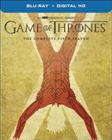 Game of Thrones: Season 5 (Bolton Cover)(DigiPack)(BD + Digital Copy)(Exclusive)