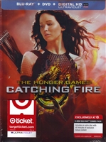 The Hunger Games: Catching Fire DigiBook w/ Bonus Disc (G1)(Exclusive)