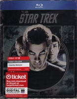 Star Trek MetalPak (BD + Digital Copy)(2009)(Exclusive)