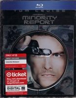 Minority Report MetalPak (BD + Digital Copy)(Exclusive)