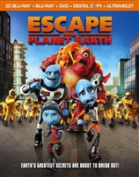 Escape From Planet Earth 3D (BD/DVD + Digital Copy)
