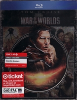 War of the Worlds MetalPak (BD + Digital Copy)(Re-release)(2005)(Exclusive)