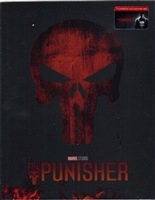 The Punisher Full Slip SteelBook (Czech)