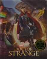 Doctor Strange 3D Single Lenticular SteelBook (2016)(Blufans #42)
