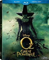 Oz the Great and Powerful (BD + Digital Copy)