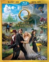 Oz the Great and Powerful (BD/DVD + Digital Copy)