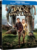 Jack the Giant Slayer SteelBook (BD/DVD + Digital Copy)(Canada)