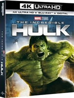 The Incredible Hulk 4K (BD + Digital Copy)