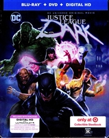 Justice League: Dark SteelBook (BD/DVD + Digital Copy)(Exclusive)