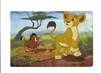 The Lion King 2: Simba's Pride Disney Movie Club Lithograph