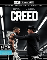 Creed 4K (BD + Digital Copy)