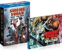 Suicide Squad: Hell to Pay w/ Comic (BD/DVD + Digital Copy)(Exclusive)