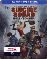 Suicide Squad: Hell to Pay SteelBook (BD/DVD + Digital Copy)(Exclusive)