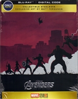 Avengers: Age of Ultron SteelBook (BD + Digital Copy)(Exclusive)