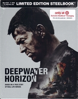 Deepwater Horizon SteelBook (BD/DVD + Digital Copy)(Exclusive)
