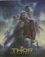Thor: The Dark World 3D Lenticular SteelBook (Blufans #15)