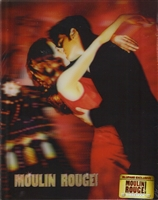 Moulin Rouge! Lenticular SteelBook (BD/DVD)(China)(Blufans #27)