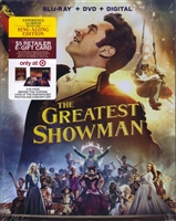 The Greatest Showman DigiBook (BD/DVD + Digital Copy)(Exclusive)