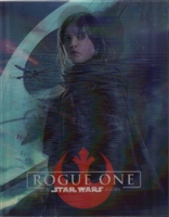 Rogue One: A Star Wars Story Single Lenticular SteelBook (Blufans #41)(Slip Box)
