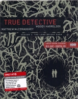 True Detective: Season 1 SteelBook (BD + Digital Copy)(Exclusive)