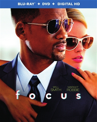 Focus (BD/DVD + Digital Copy)